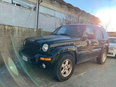 usata Jeep Cherokee 2.5 CRD Limited