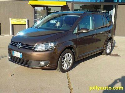 usata VW Touran 1.6 TDI Comfortline 7 Posti - Euro 5