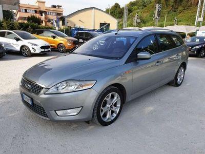 brugt Ford Mondeo SW TITANIUM 2.0 TDCI 163CV