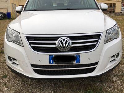 used VW Tiguan 2.0 140 cv 2 WD
