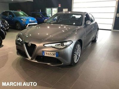 gebraucht Alfa Romeo Giulia 2.2 Turbodiesel 180 CV AT8 AWD Q4 Super