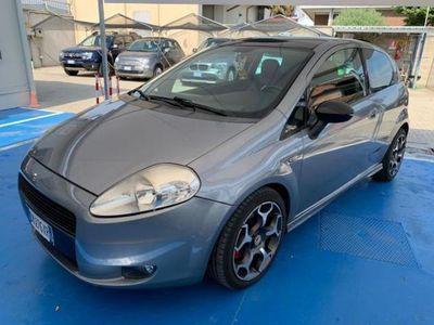usata Fiat Grande Punto 1.9 MJT 130 CV 3p. Sport