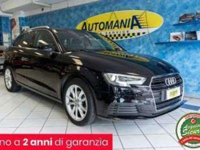 usata Audi A3 Sportback 1.6 TDI Ambition 110cv S-Tronic Unipropr Diesel