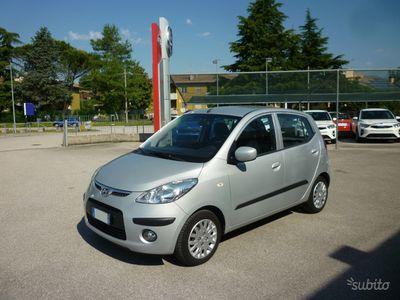używany Hyundai i10 1.2 16V 77 CV Dynamic ARGENTO 2010