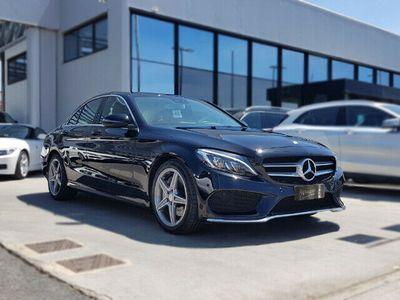 usata Mercedes C300 H AUTOMATIC PREMIUM DT HYBRI