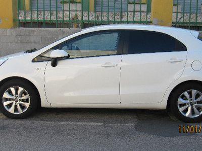 brugt Kia Rio diesel ancora in garanzia casa madre
