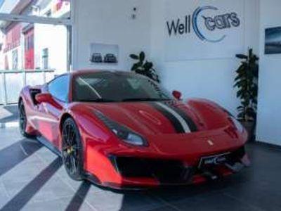 usata Ferrari 488 Pista Benzina