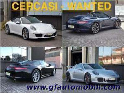 usata Porsche 911 * CERCASI * WANTED * Benzina