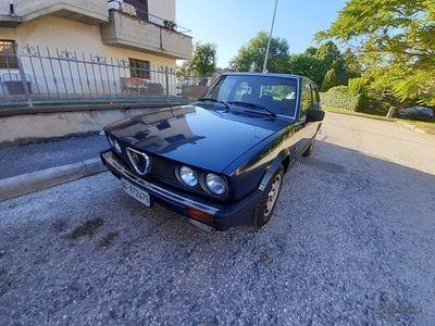 usata Alfa Romeo Alfetta 2.0i Quadrifoglio Oro