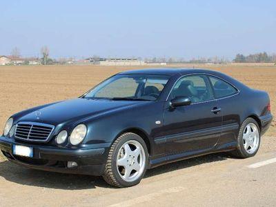 usata Mercedes CLK430 V8 AMG ASI impianto GPL nuovo/Tettuccio