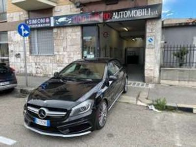 usata Mercedes A45 AMG 4Matic Automatic 35.900 KM! GOMME NUOVE! Benzina