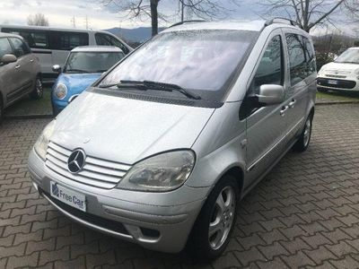used Mercedes Vaneo 1.7 CDI cat Imagination