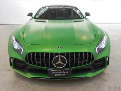 second-hand Mercedes AMG GT 4.0 R auto