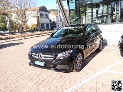 gebraucht Mercedes 200 CLASSE C SW C SWd (BT) Sport auto