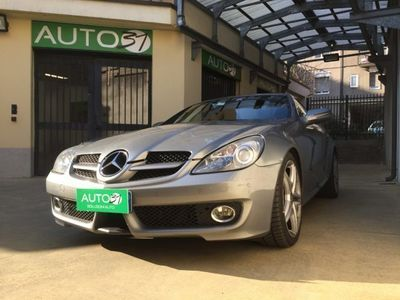 used Mercedes SLK200 CGI Sport
