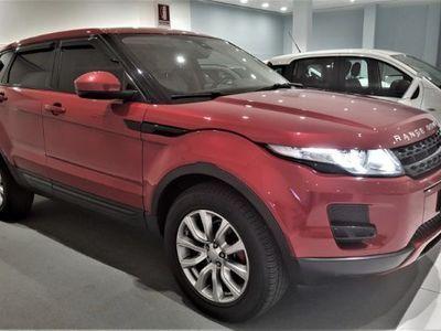 usado Land Rover Range Rover evoque 2.2 TD4 5p. Pure Tech Pack