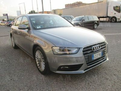 usata Audi A4 A4 Avant 2.0 TDI 190 CV clean diesel multitronic BusinessAvant 2.0 TDI 190 CV clean diesel multitronic Business