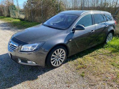 usata Opel Insignia 2.0 CDTI 160CV Sports Tourer aut. Cosmo