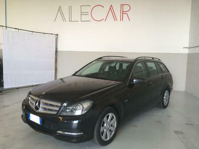 usata Mercedes C200 CDI S.W. BlueEFFICIENCY Elegance