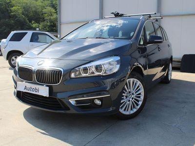 gebraucht BMW 216 Gran Tourer Serie 2 Gran Tourer d Luxury