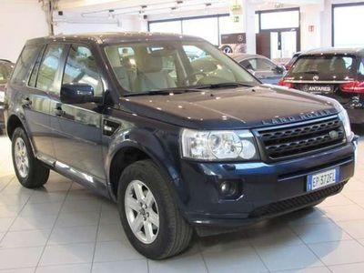 usata Land Rover Freelander 2.2 SD4 S.W. SE AUTOMATICO!NAVI!!!PDC!FENDINEBBIA!