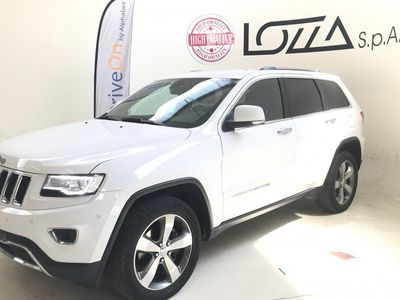 used Jeep Grand Cherokee Limited 3.0 V6 Multijet II
