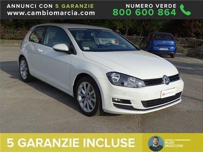 usata VW Golf 1.6 TDI 110 CV 3p. Highline BlueMot