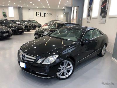 usado Mercedes E220 CDI Coupé