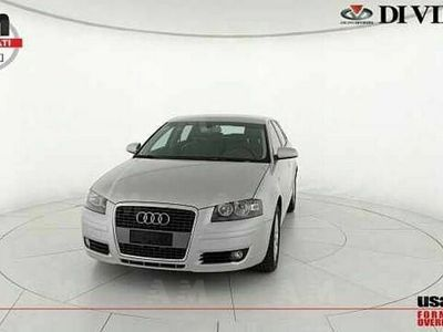 usata Audi A3 Sportback 1.8 TFSI Ambiente del 2008 usata a Torino