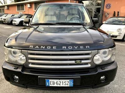 brugt Land Rover Range Rover 3.0 Td6 HSE NAVI PELLE TETTO BUCKINGHAM BLUE
