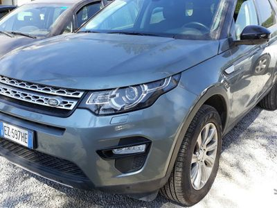 usata Land Rover Discovery Sport hse- 2015