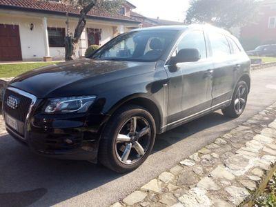 brugt Audi Q5 2.0 tdi 4x4 sline ( c.aut ) unic proprieta