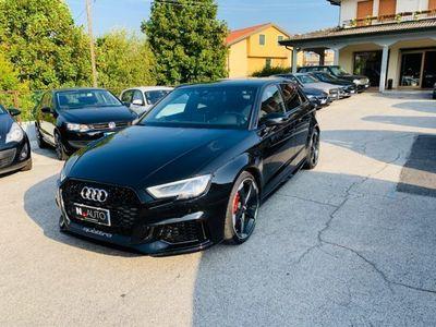 usata Audi RS3 SPB QUATTRO S-TRONIC VIRTUALCOCKPIT