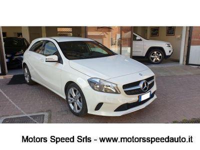 usado Mercedes A180 CDI Automatic Sport PDC PRED. NAVI 2016 Km34.900