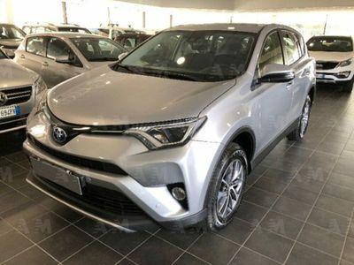 usata Toyota RAV4 Hybrid 2WD Dynamic del 2017 usata a Torino