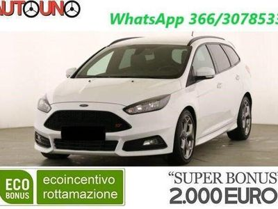 second-hand Ford Focus Station Wagon 2.0 TDCi 185 CV SW ST3 usato