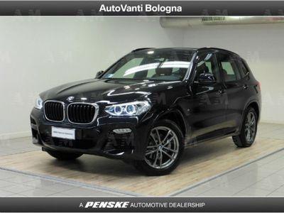 usata BMW X3 xDrive20d Msport del 2018 usata a Granarolo dell'Emilia