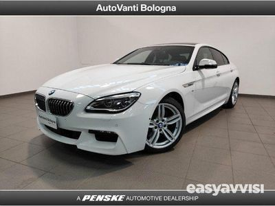 used BMW 640 d xdrive gran coup msport edition diesel