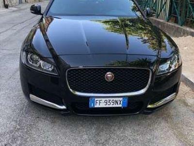 usata Jaguar XF 2.0 D 180 CV aut. Prestige Business