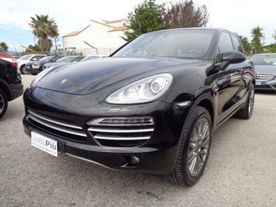 usata Porsche Cayenne 3.0 Diesel 245CV Platinum Edition
