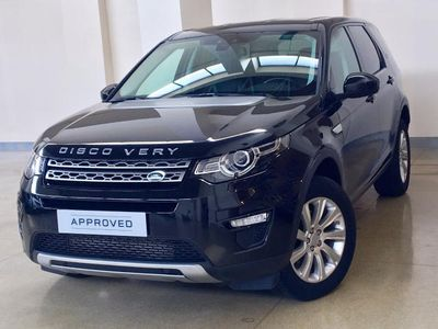 używany Land Rover Discovery Sport 2.2 TD4 HSE del 2015 usata a Bari