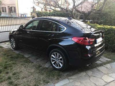 used BMW X4 xDrive20d xLine