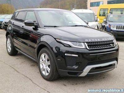 usata Land Rover Range Rover 2.0 TD4 150 CV 5p. SE Dynamic_NUOVA Cappelle sul Tavo