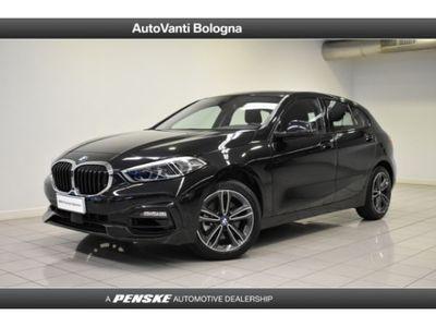 usata BMW 118 Serie 1 i 5p. Sport del 2020 usata a Granarolo dell'Emilia