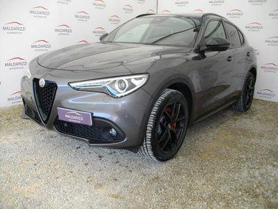 usata Alfa Romeo Stelvio - 2.2 Turbodiesel 190 CV AT8 Q4 B-Tech