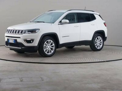 usata Jeep Compass Limited 1.3 GSE T4 150 Cv DCT FWD Euro 6d
