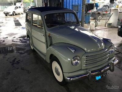 gebraucht Fiat Belvedere 500 C.- Anni 50