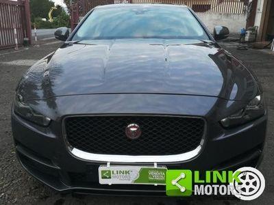 usata Jaguar XE -- 2.0 D aut. Prestige