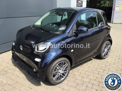 second-hand Smart ForTwo Coupé FORTWO 90 turbo twinamic Brabus Style