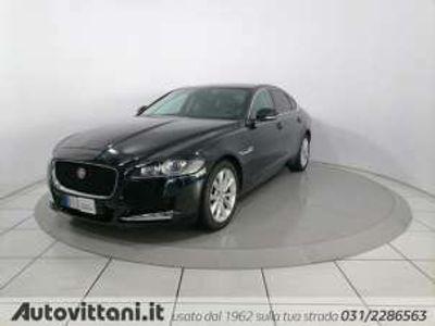 usata Jaguar XF 2.0d Prestige Business edition 180cv auto